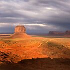 Monument Valley panorama 2 by Andrew Murrell