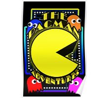 The Pac-Man Adventures Poster
