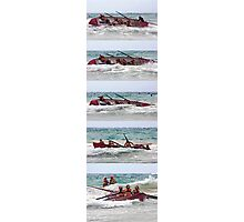Lorne SLSC surf carnival Feb 2009 (58) Photographic Print