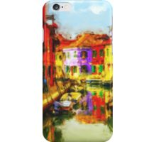 Gondola of Italy iPhone Case/Skin