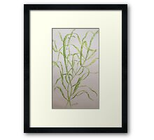 Like Rivers of Ribbons Framed Print