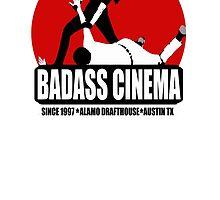 Badass Cinema by edcarj82