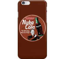 The Refreshing Nuka-Lear Drink iPhone Case/Skin