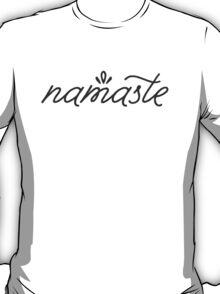 Namaste grey T-Shirt