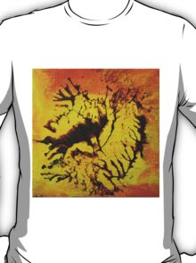 """Savannah"" original artwork by Laura Tozer T-Shirt"