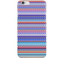 Repeating geometrical figures  iPhone Case/Skin
