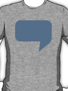 Speech bubble logo T-Shirt