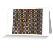 Tile Style Greeting Card