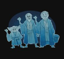 Some Hitch Hiking Ghosts by RoguePlanets