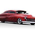 1950 Mercury Custom Coupe by DaveKoontz
