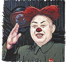 Kim Jong-Un Kiss Me by RBTOENESSX
