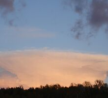 cloud formation by memaggie