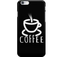 Coffee please... iPhone Case/Skin