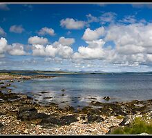Isle of Jura views from Islay by Shaun Whiteman