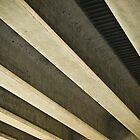 Beams Under Bridge by marz808