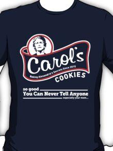 Carol's Cookies. T-Shirt