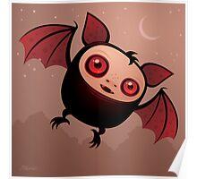 RedEye the Vampire Bat Boy Poster