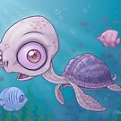 Sea Turtle by fizzgig