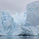 Sculpted iceberg by David Burren