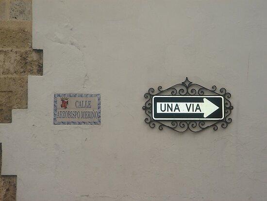 ONE WAY by Daniela Cifarelli