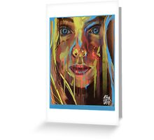What are you drawing Ryan 153 Greeting Card