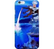 Beautiful sea princess iPhone Case/Skin