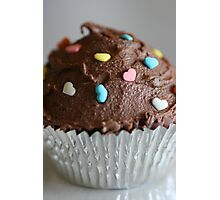 Sweet Cupcake Photographic Print