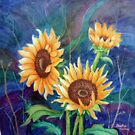 sunflowers by sneha