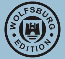 Wolfsburg Edition (black) 1c Kids Clothes