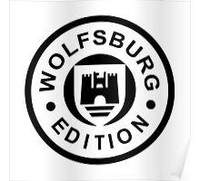 Wolfsburg Edition (black) 1c Poster