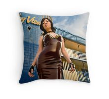 Sky View Throw Pillow