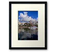 The Marco Polo Framed Print