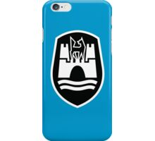 Wolfsburg Coat of Arms 2c iPhone Case/Skin