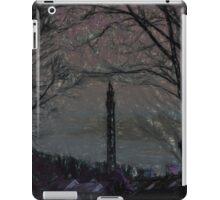Wainhouse Tower - Chalk Effect iPad Case/Skin