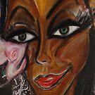 African Princess. Pride. Strength. Beauty. by jemmanyagah