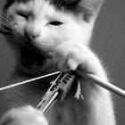 Teething Pussy by grarbaleg