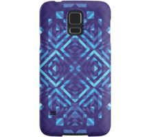 Square Sun - 3 (Cool) Samsung Galaxy Case/Skin