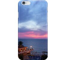 Sunset on Vacation iPhone Case/Skin