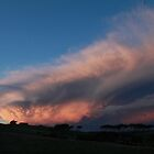 An unusual  cloud formation by Eunice Atkins