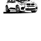BMW X5 M 2016 by garts