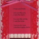 Special – True Love Waits Bookmark by LadyRm