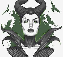 MALEFICENT by Non Vale  Art