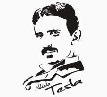 Nikola Tesla by OriginalApparel
