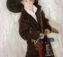 The Pilgrim by Samuel Vega