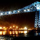 Transporter Bridge by jonAt
