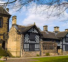 Shibden Hall - West Yorkshire by Glen Allen