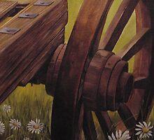 """pushing up daisies by Robert """"Bob"""" Rodriguez"""