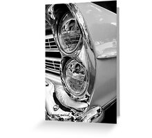 Classic Car 29 Greeting Card