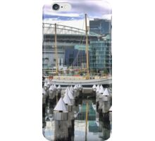 Pointing To Etihad iPhone Case/Skin