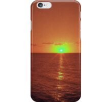 Red Dusk iPhone Case/Skin